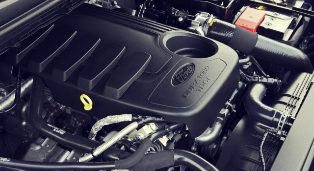 2020 Ford Ranger Diesel Engine