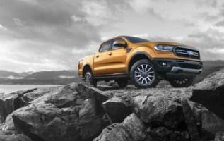 2020 Ford Ranger Diesel Exterior