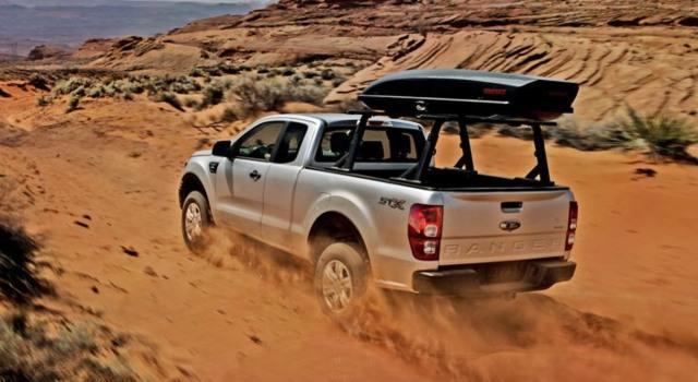 2020 Ford Ranger Diesel Towing