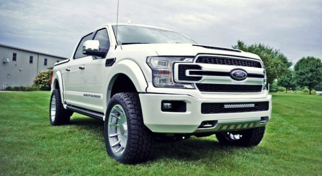 2020 Ford F-150 Harley-Davidson Edition Will Be Limited ...