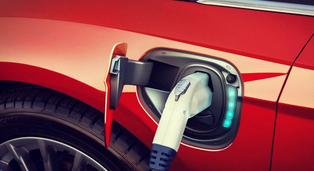 2020 Ford Focus Electric charger