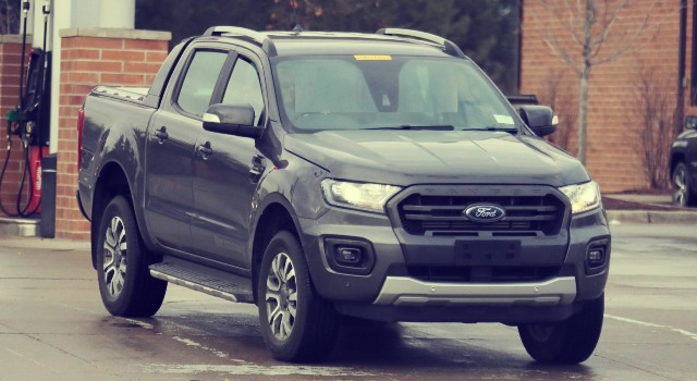 2020 Ford Ranger Wildtrak exterior