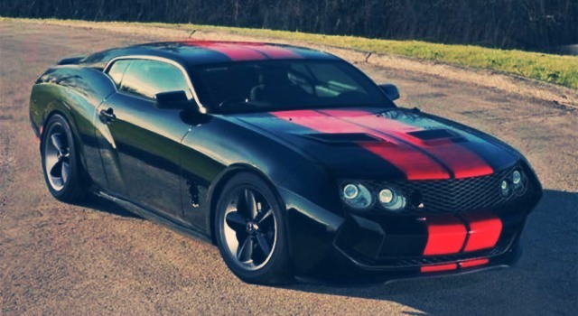 2020 ford torino will get a v6 supercharged engine