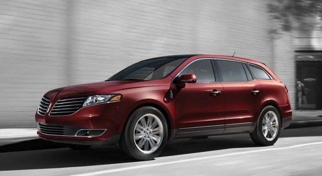 2020 Lincoln MKT colors