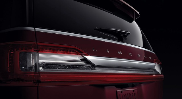 2020 Lincoln Navigator Black Label Colors