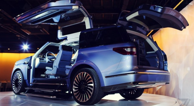 Ford Escape Suv >> 2020 Lincoln Navigator Hybrid is a Perfect SUV - Ford Tips