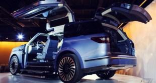 2020 Lincoln Navigator Hybrid exterior