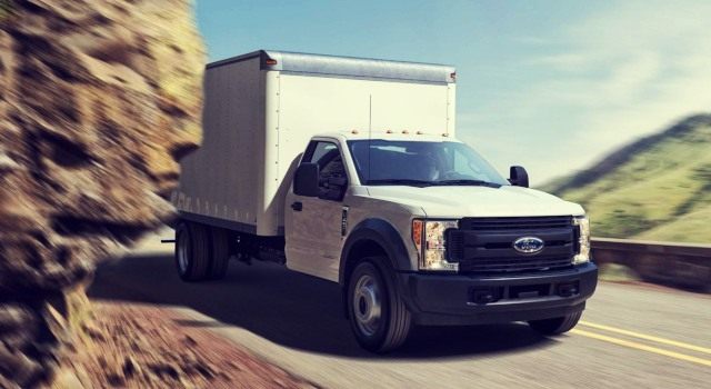 2020 Ford F-550 exterior