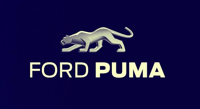 2021 Ford Puma Logo