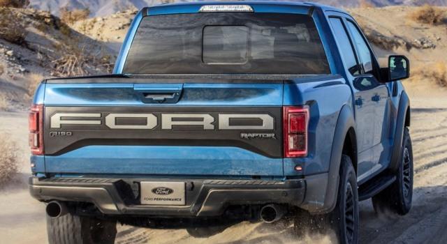 2020 Ford F-150 Predator changes