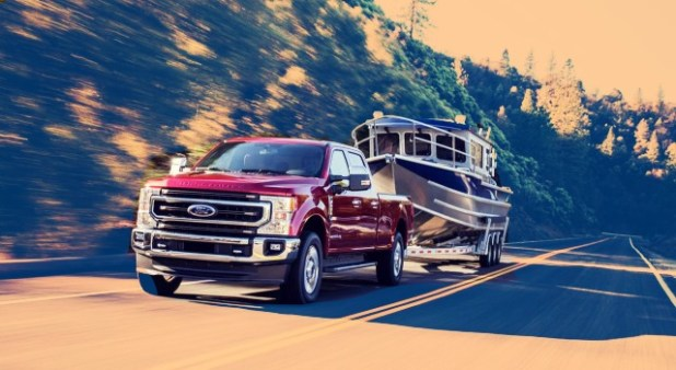 2020 Ford F-250 King Ranch exterior