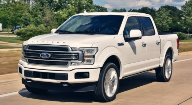 2020 Ford F-350 Super Duty Limited