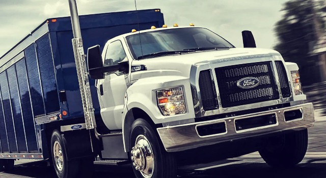 2020 Ford F-750 Tractor
