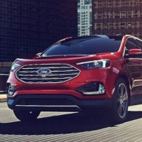 2021 Ford Edge comes with New Colors and a Hybrid Drivetrain