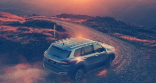 2020 Ford Everest Titanium design