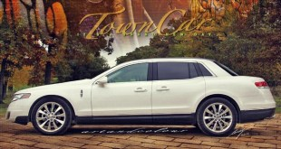 2021 Lincoln Town Car design