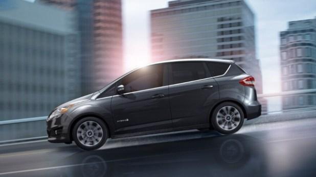 2021 Ford C-Max exterior