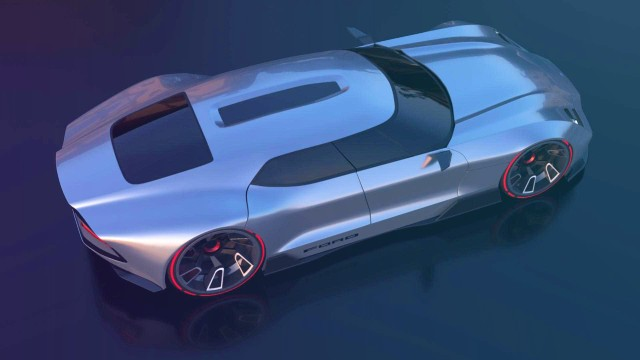 2021 Ford Crown Victoria rendering