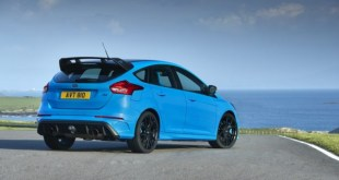 2021 Ford Focus RS design