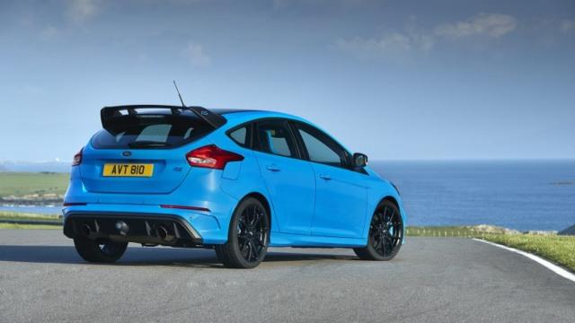 2021 Ford Focus RS design