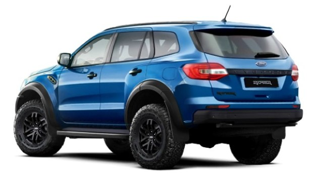 2021 Ford Everest Raptor