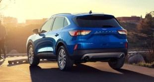 2021 Ford Escape colors