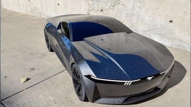 2022 Ford Mustang S650 renderings