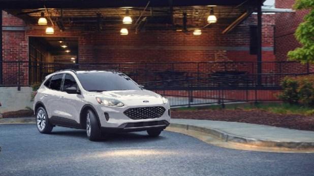2021 Ford Escape PHEV specs