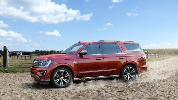2021 Ford Expedition Diesel changes