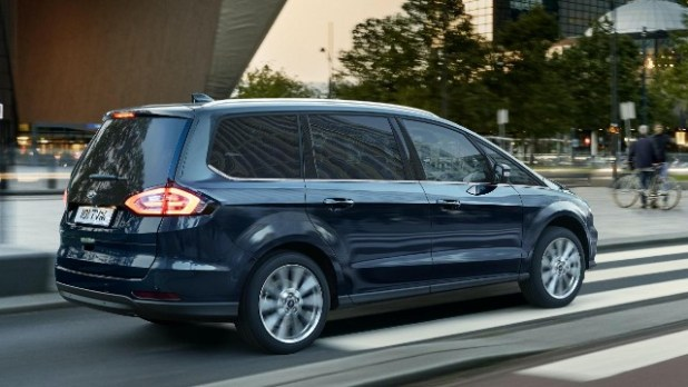 2021 Ford Galaxy design