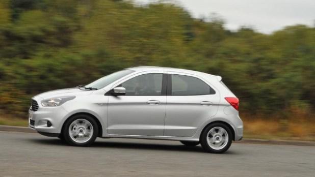 2021 Ford Ka facelift
