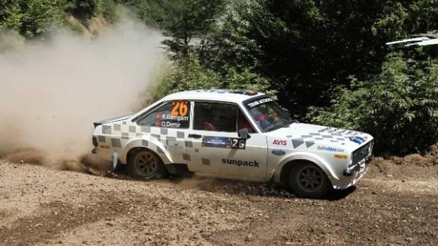 Ford Escort MK2 comeback