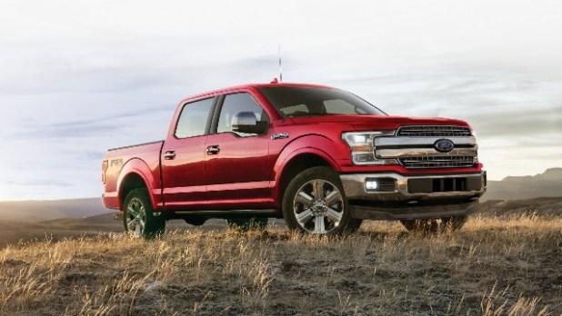 2021 Ford F-150 Diesel design