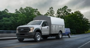 2021 Ford F-550 specs