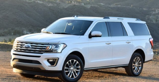 2021 Ford Expedition MAX price