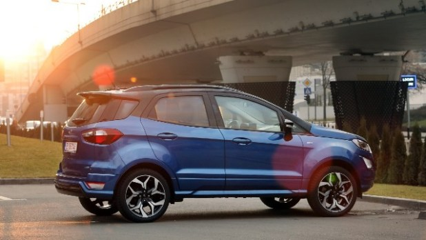 2022 Ford EcoSport colors