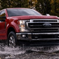 2022 Ford F-250 Spied With Redesign