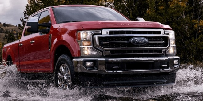 2022 Ford F-250 release date