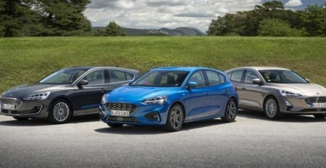 2022 Ford Focus release date