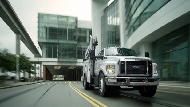 2022 Ford F-750 specs