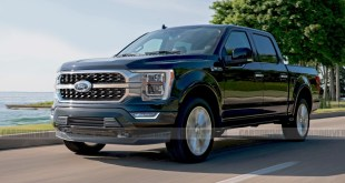 2022 Ford F-150 release date