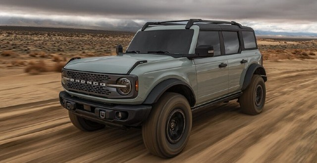 2022 Ford Bronco Raptor price