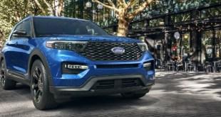 2022 Ford Explorer ST 0-60