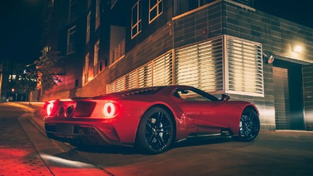 2022 Ford GT Supercar Cost