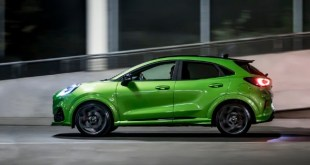 2022 Ford Puma ST colors