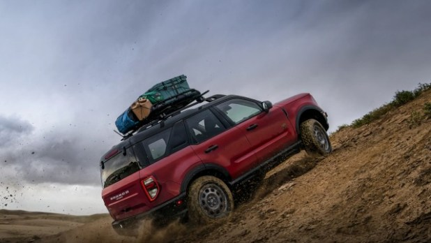 2022 Ford Bronco Sport Badlands price