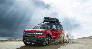 2022 Ford Bronco Sport Badlands review