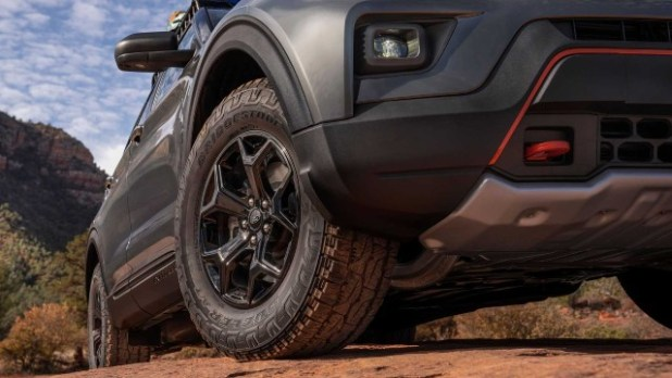 2022 Ford Explorer Timberline off road