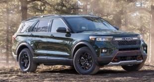 2022 Ford Explorer Timberline price