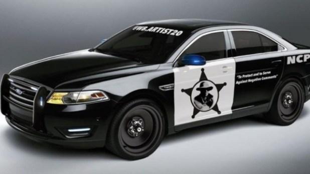 2022 Ford Crown Victoria Police Interceptor